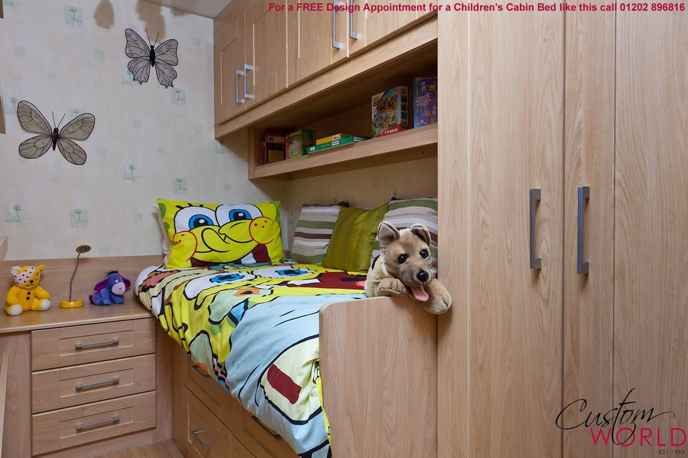 Bedrooms ~ Marvelous Built In Bedroom Furniture For Kids Built In with Childrens Bedroom Wardrobes (Image 15 of 30)