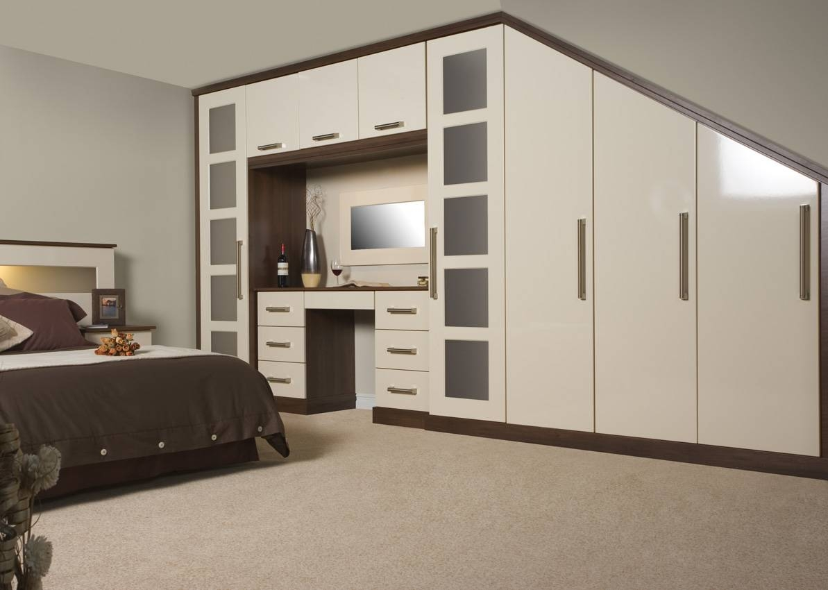 Bedrooms | with regard to Cream Gloss Wardrobes Doors (Image 1 of 15)