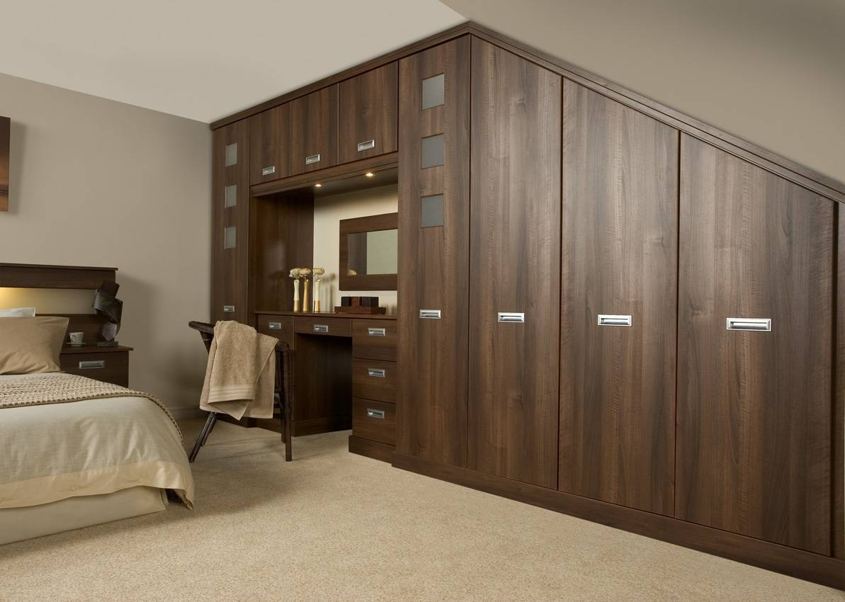 Bedrooms | with Walnut Wardrobes (Image 1 of 15)