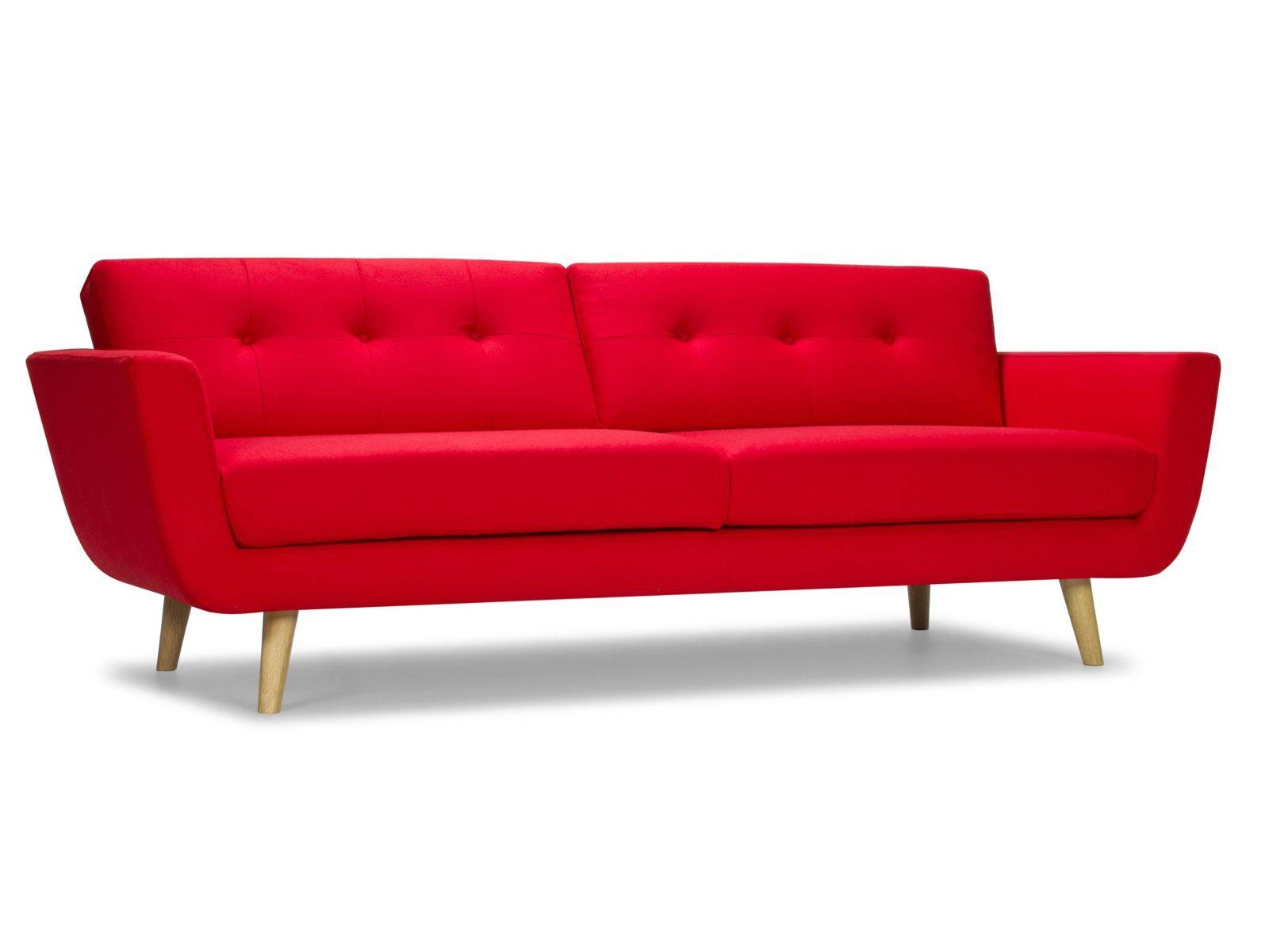 Belfast 3-Seater Retro Sofa | Real Grown Up Furniture | Pinterest for 3 Seater Sofas For Sale (Image 3 of 30)