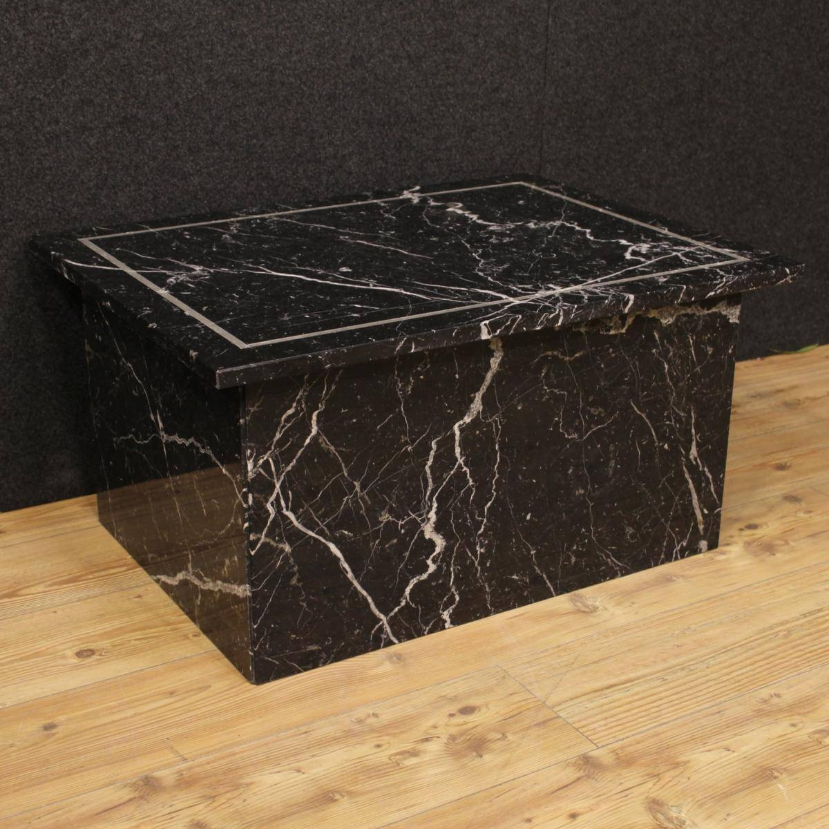 Belgian Marble Coffee Table For Sale At Pamono throughout Marble Coffee Tables (Image 1 of 30)
