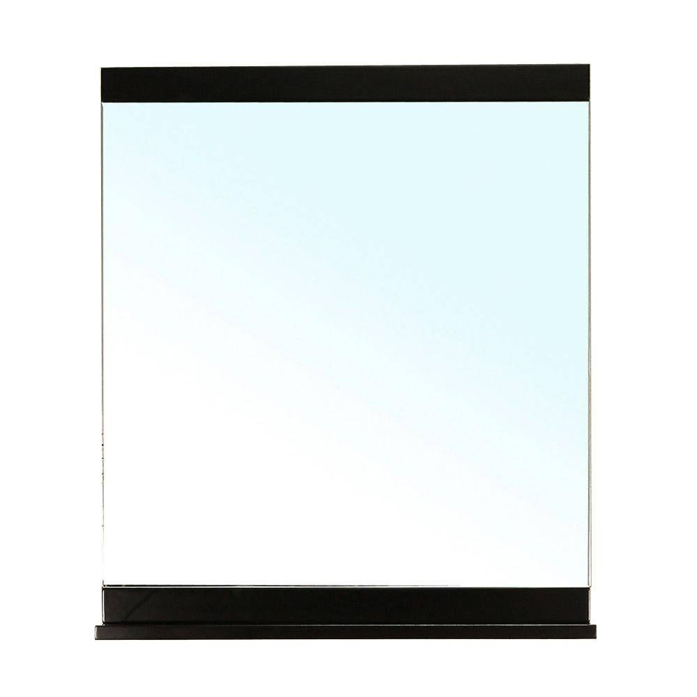 Bellaterra Home – Bathroom Mirrors – Bath – The Home Depot Regarding Clarendon Mirrors (View 16 of 25)