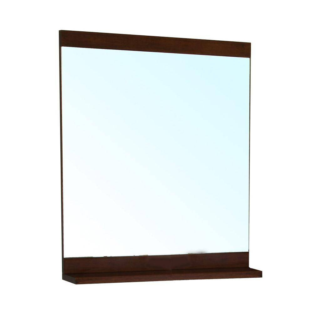 Bellaterra Home – Bathroom Mirrors – Bath – The Home Depot With Regard To Clarendon Mirrors (View 17 of 25)