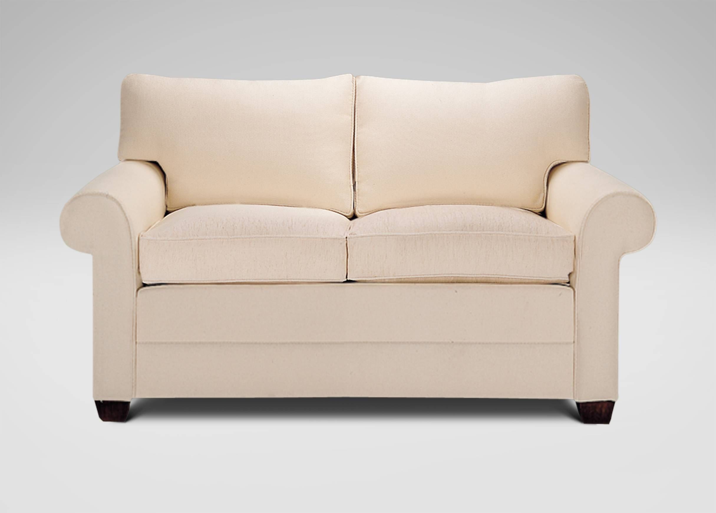 Bennett Roll-Arm Loveseat - Ethan Allen with 70 Sleeper Sofa (Image 19 of 30)