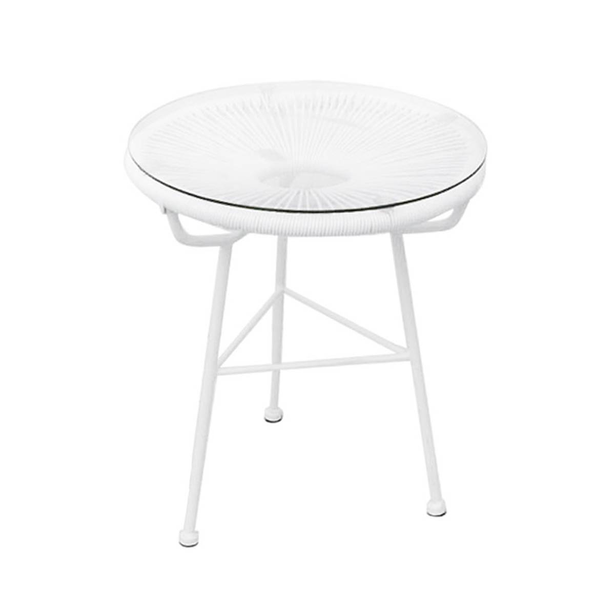 Round Retro Coffee Table: The Best White Retro Coffee Tables