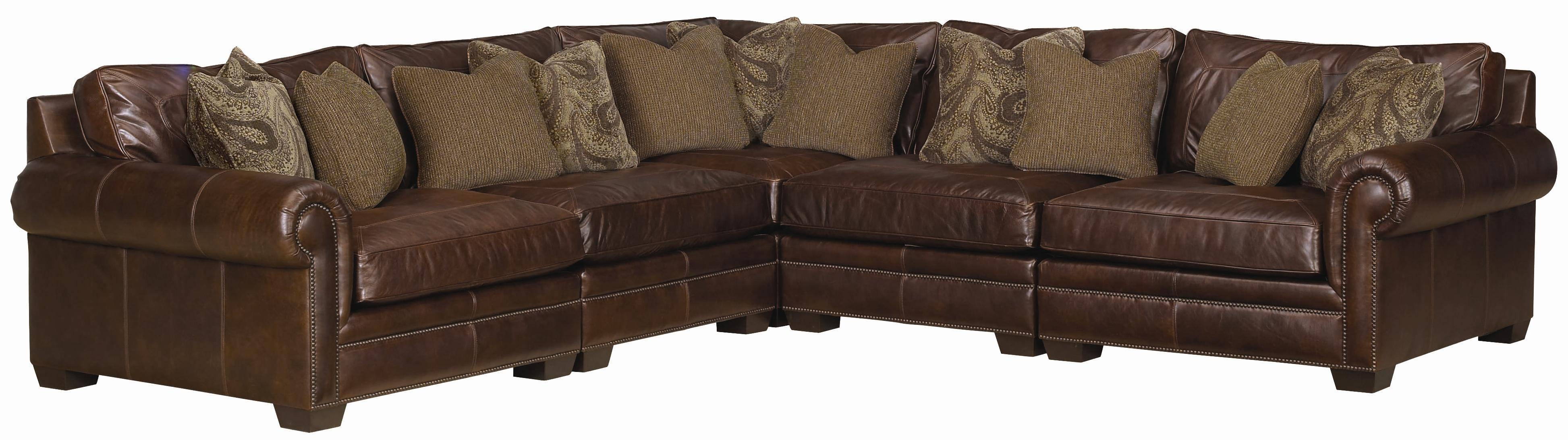 Bernhardt Grandview 5 Piece Traditional Sectional Sofa - Baeru0026#039;s within Traditional Sectional : traditional sectional sofa - Sectionals, Sofas & Couches