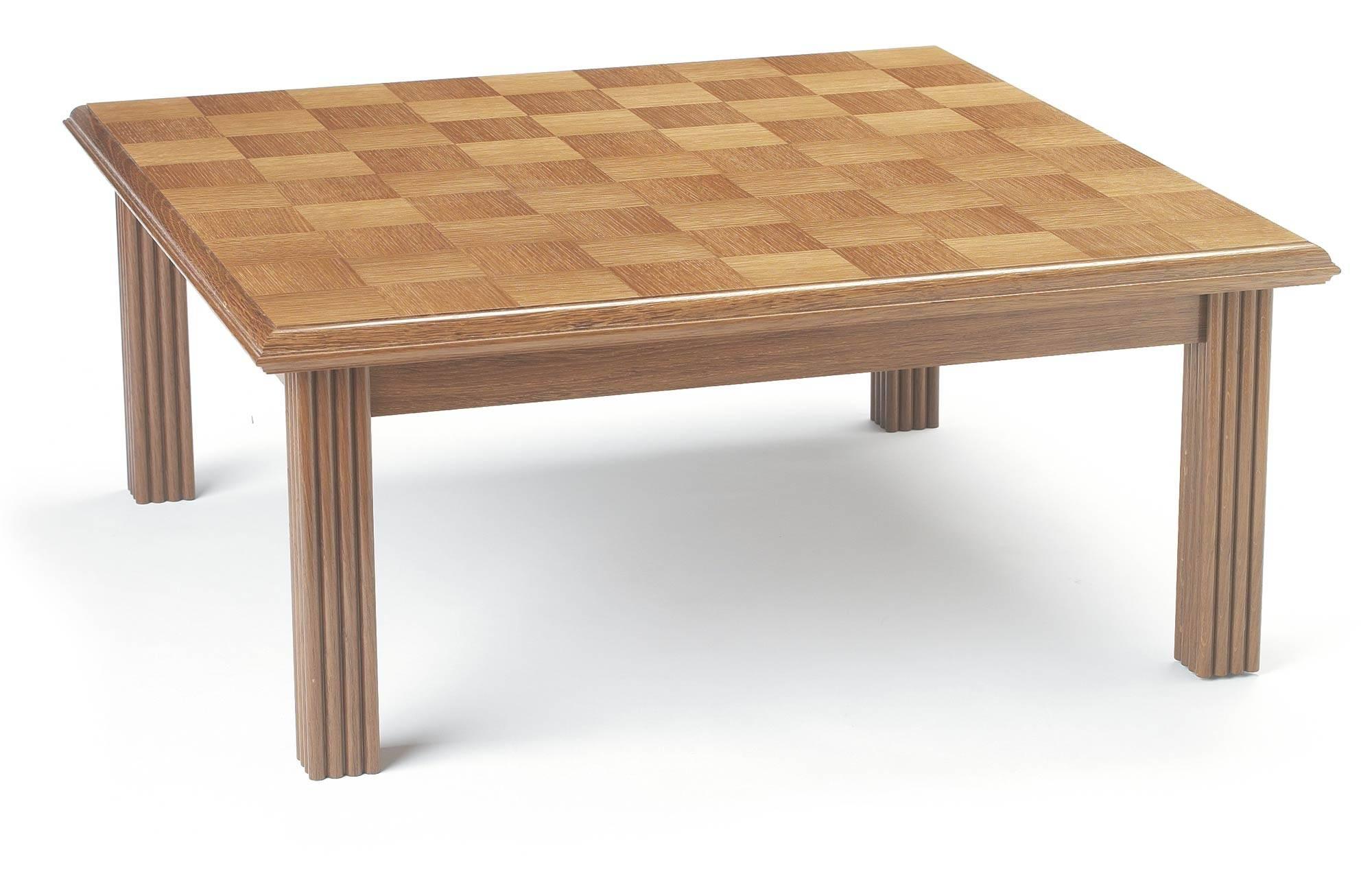 Bespoke Coffee Table In Oak | Makers' Eye within Bespoke Coffee Tables (Image 4 of 30)
