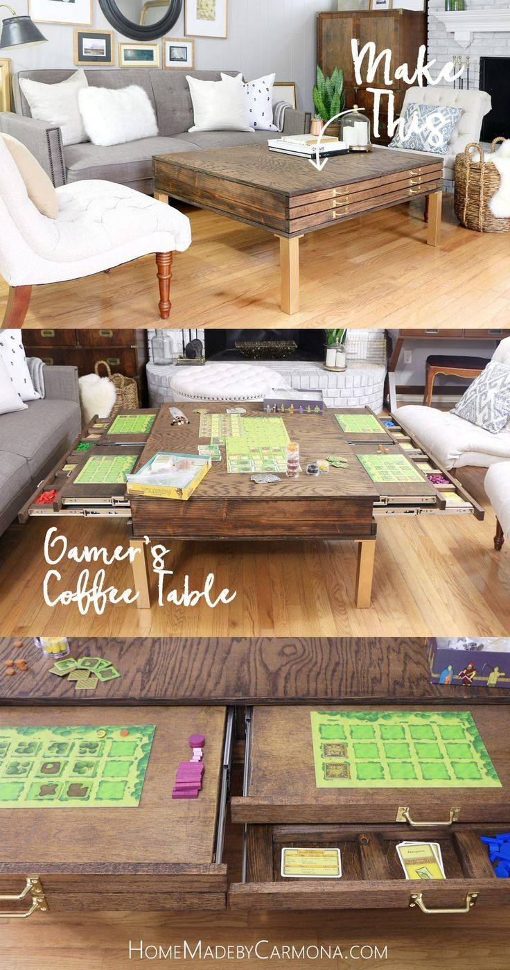 Best 10+ Coffee Table Storage Ideas On Pinterest | Coffee Table in Kids Coffee Tables (Image 4 of 30)