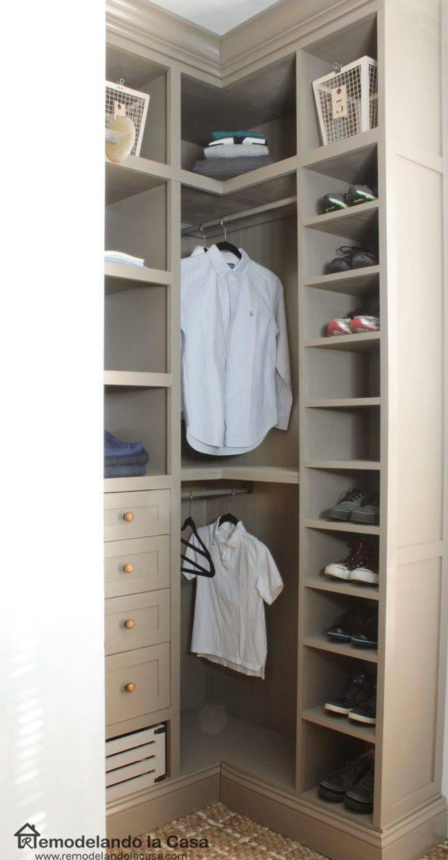 Best 10+ Corner Wardrobe Ideas On Pinterest   Corner Wardrobe In Small Corner Wardrobes (View 5 of 15)