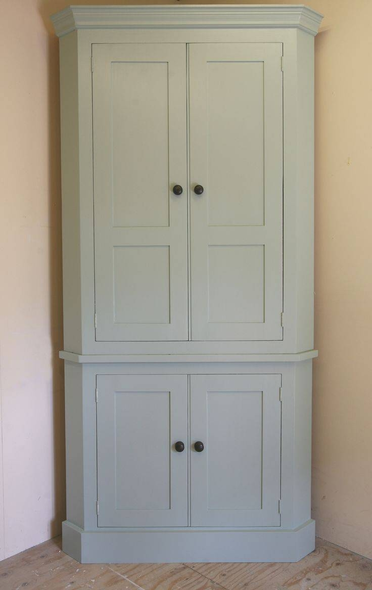 Best 10+ Corner Wardrobe Ideas On Pinterest | Corner Wardrobe Inside Curved Corner Wardrobe Doors (View 6 of 30)