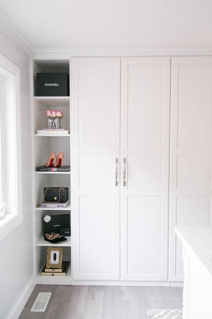Best 10+ Corner Wardrobe Ideas On Pinterest | Corner Wardrobe with Tall Double Rail Wardrobes (Image 4 of 30)