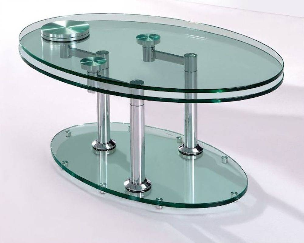 Best 10+ Glass Coffee Tables Ideas On Pinterest | Gold Glass intended for Extendable Coffee Tables (Image 1 of 30)
