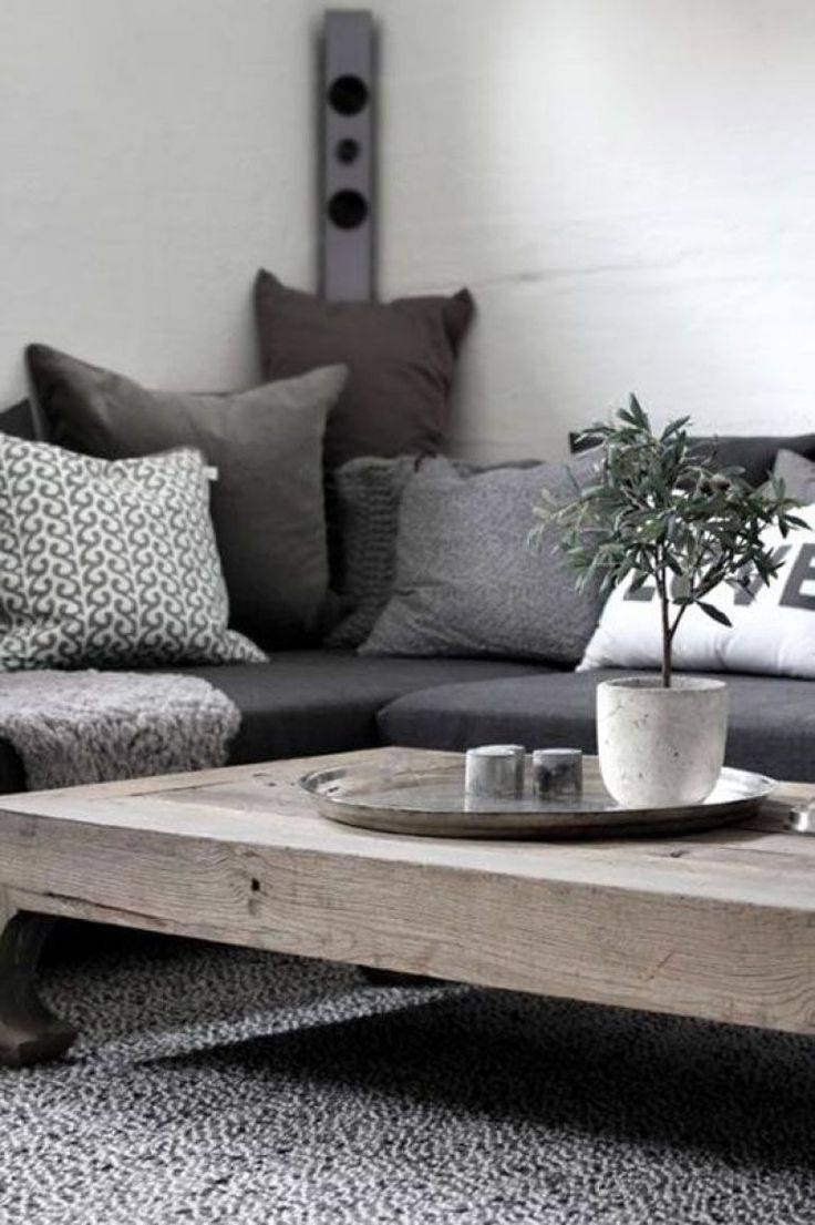 Best 10+ Low Coffee Table Ideas On Pinterest | Glass Coffee Tables Intended  For Large
