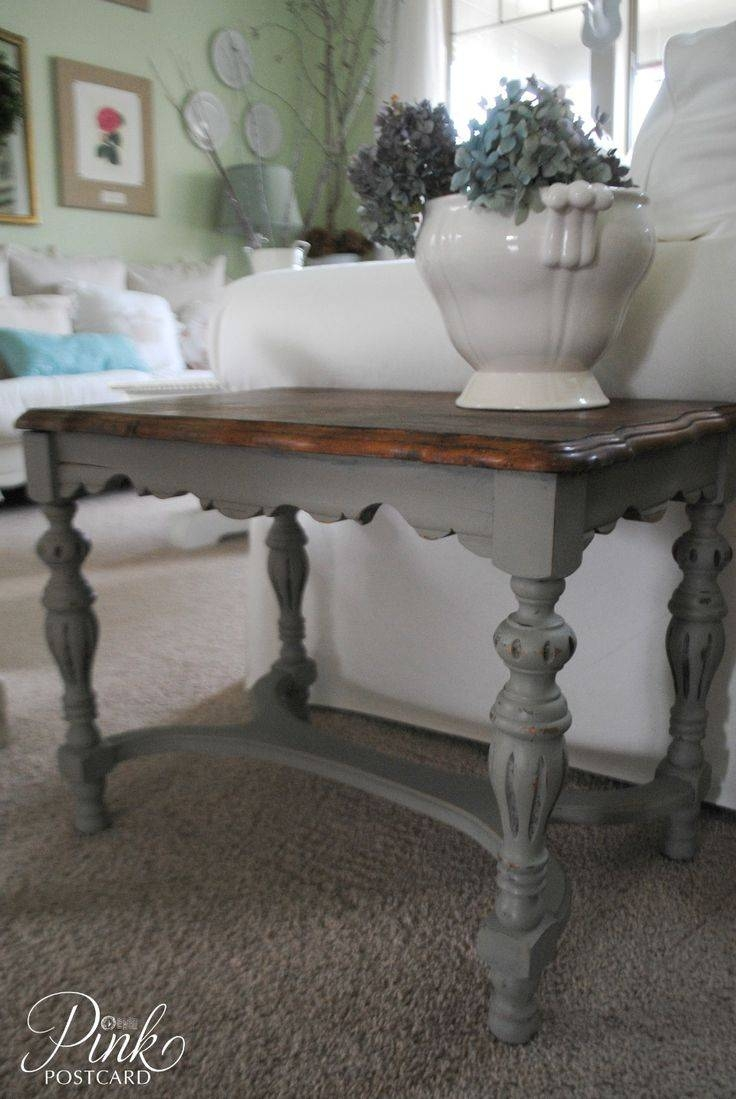 painted coffee table ideasBest 30 of Grey Coffee Table Sets