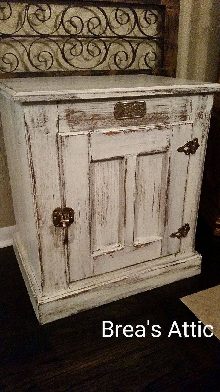 Best 10+ White Distressed Furniture Ideas On Pinterest | Chalk inside White Distressed Finish Sideboards (Image 6 of 30)