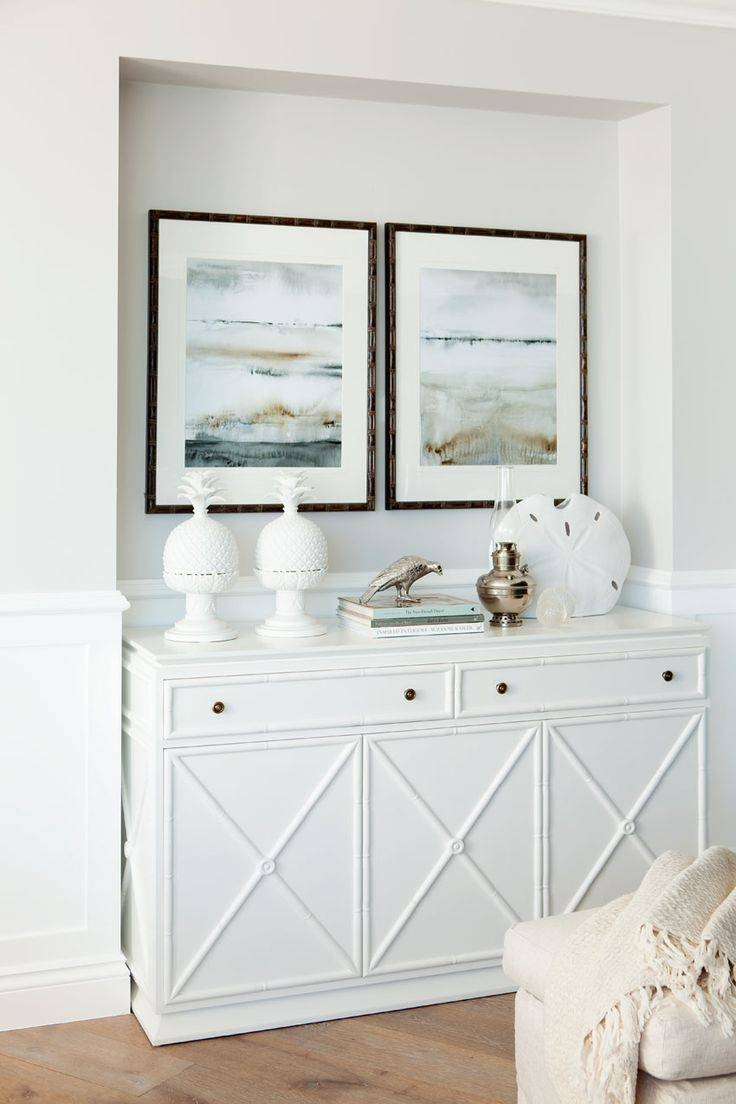 Best 10+ White Sideboard Ideas On Pinterest   Living Room Plants With Contemporary White Sideboards (View 4 of 30)