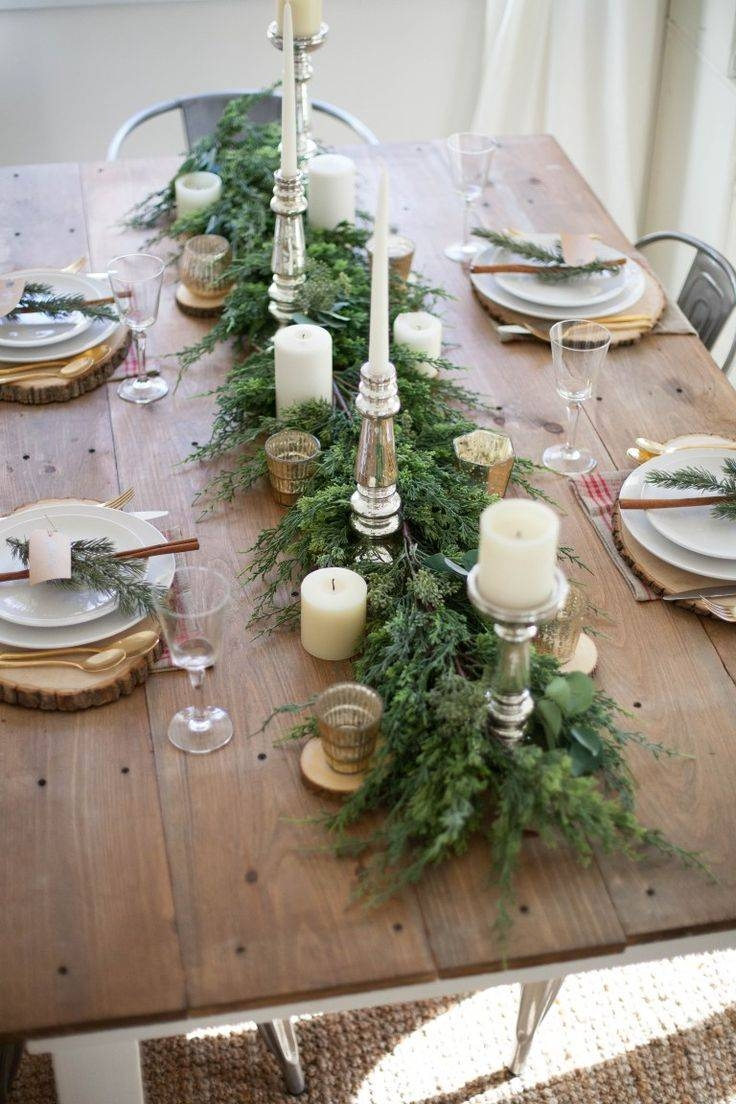 best 20 christmas table centerpieces ideas on pinterest within rustic christmas coffee table decors - Rustic Christmas Centerpieces