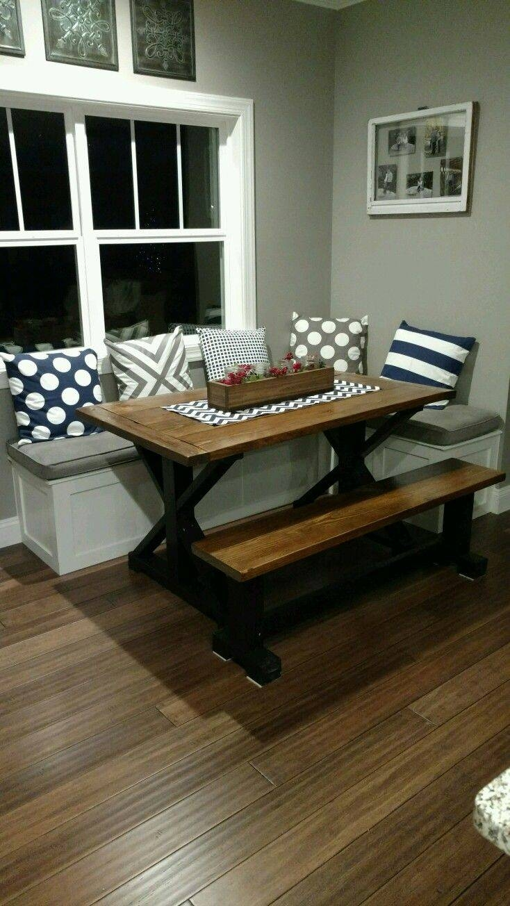 Best 20+ Corner Seating Ideas On Pinterest | Diy Dining Banquette inside Corner Seating Ideas (Image 6 of 30)