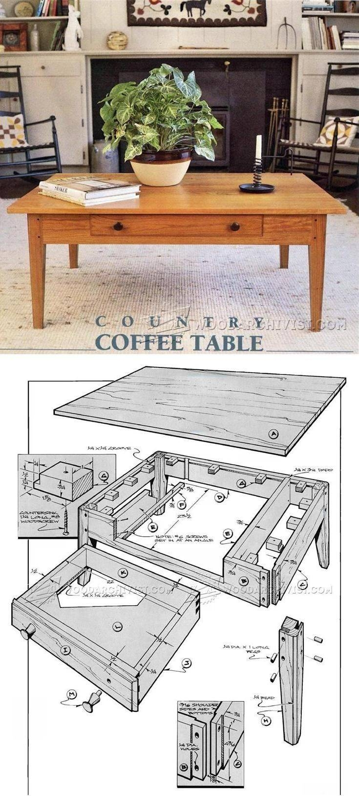 Best 20+ Country Coffee Table Ideas On Pinterest | Diy Coffee regarding Country Coffee Tables (Image 4 of 30)
