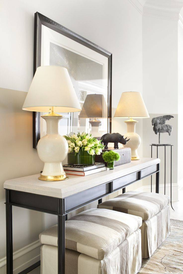 Best 20+ Extra Long Console Table Ideas On Pinterest | Table within Sofa Back Console (Image 4 of 30)