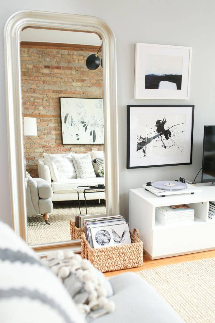 Best 20+ Floor Length Mirrors Ideas On Pinterest | Floor Mirrors regarding White Baroque Floor Mirrors (Image 8 of 25)