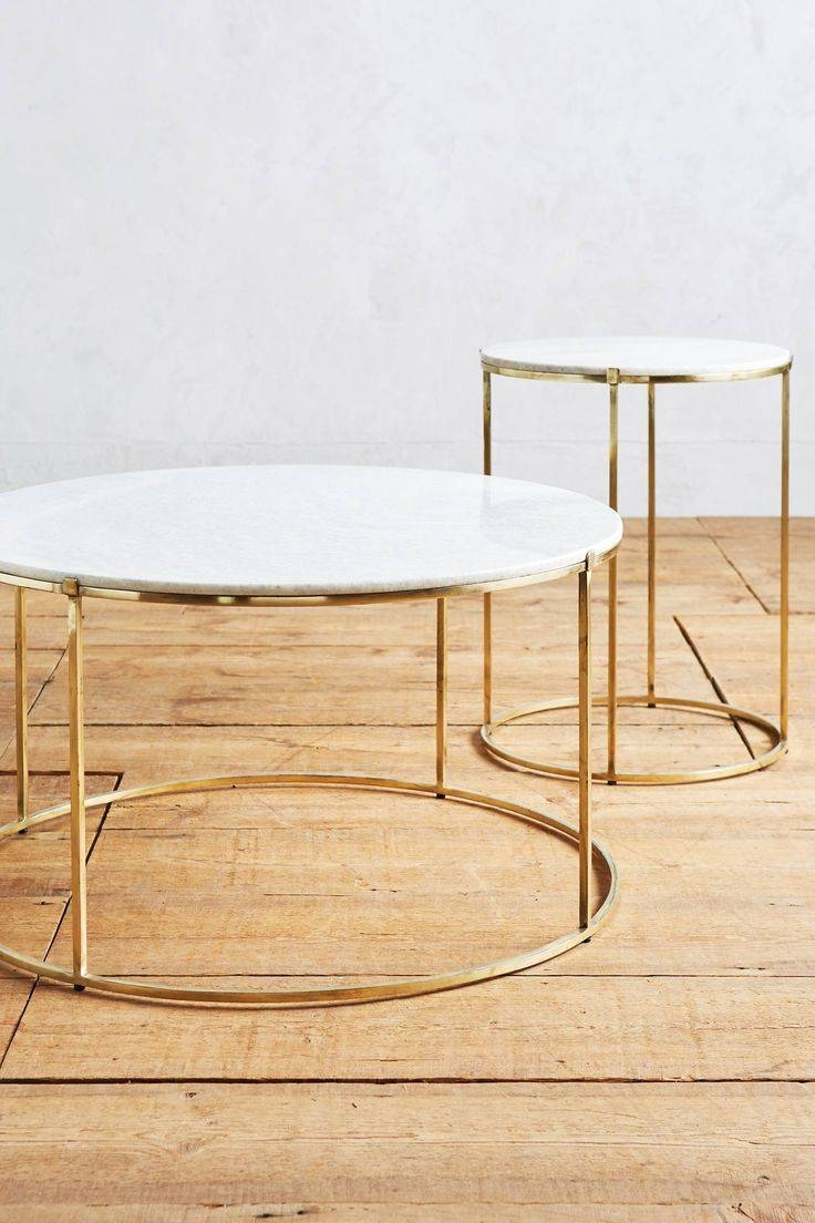 Best 20+ Gold Coffee Tables Ideas On Pinterest | Gold Table For Coffee Tables And Side Table Sets (View 2 of 30)