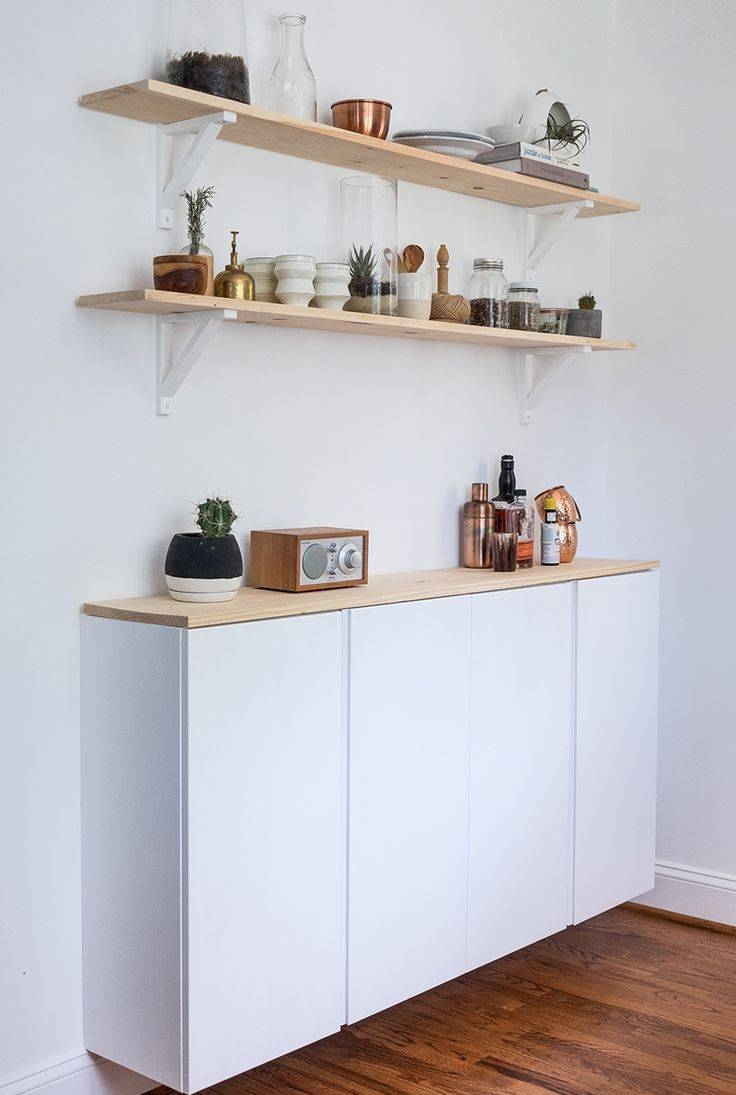 Best 20+ Ikea Sideboard Hack Ideas On Pinterest | Kitchen throughout Shallow Sideboard Cabinets (Image 3 of 30)
