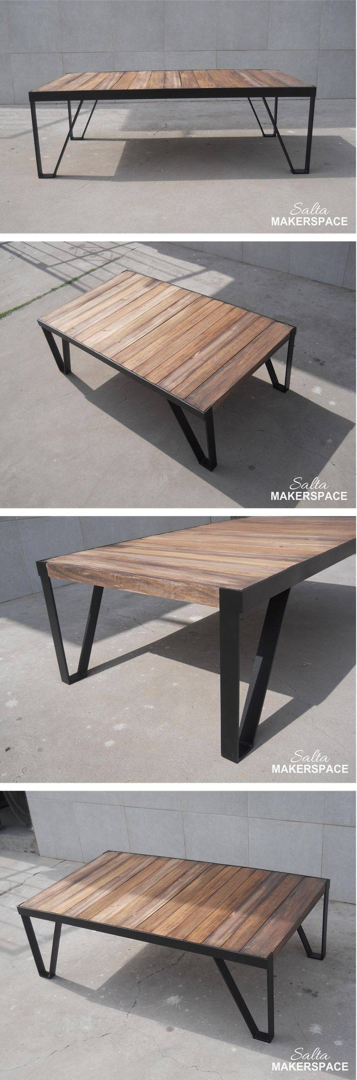 Best 20+ Industrial Coffee Tables Ideas On Pinterest | Coffee throughout Coffee Table Industrial Style (Image 6 of 30)