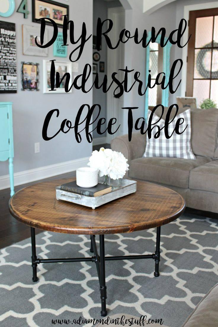 Best 20+ Industrial Coffee Tables Ideas On Pinterest   Coffee With Low Industrial Coffee Tables (View 19 of 30)