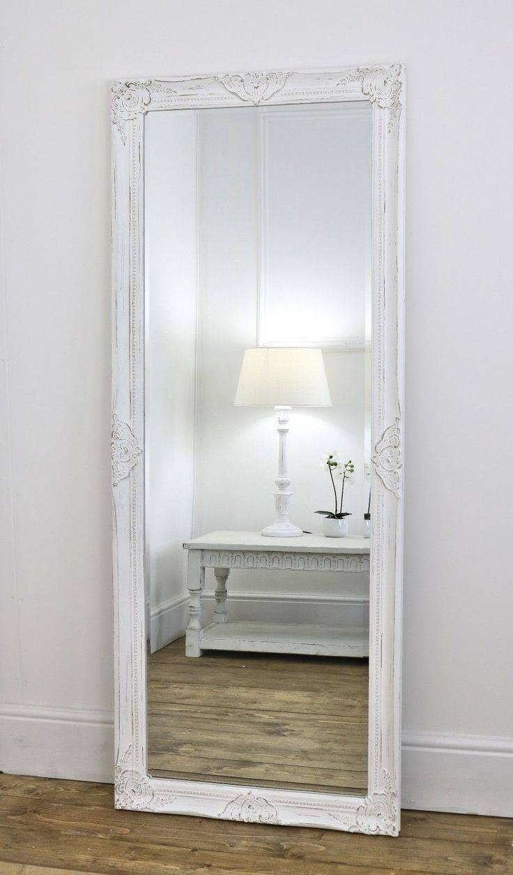 Best 20+ Large Floor Mirrors Ideas On Pinterest | Floor Mirrors with Shabby Chic Floor Mirrors (Image 4 of 25)