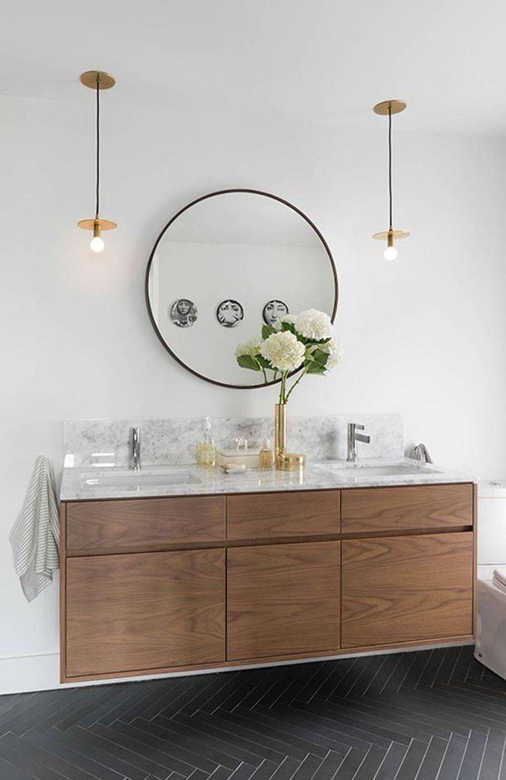 Best 20+ Large Round Mirror Ideas On Pinterest | Large Hallway For Large Circular Mirrors (View 12 of 25)
