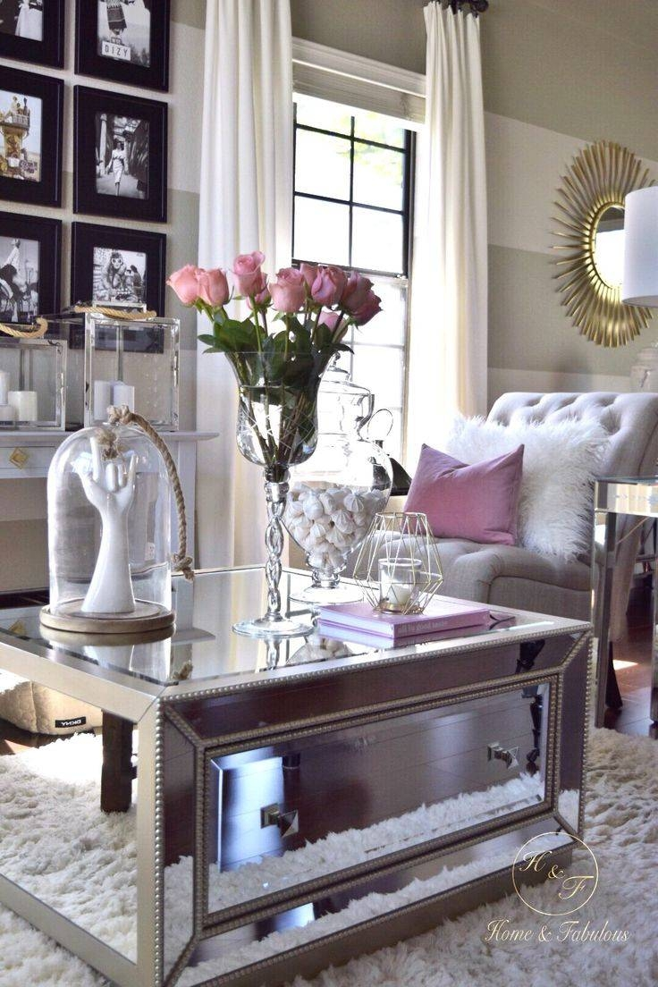 Best 20+ Mirrored Coffee Tables Ideas On Pinterest | Home Living Pertaining To Coffee Tables Mirrored (View 5 of 30)