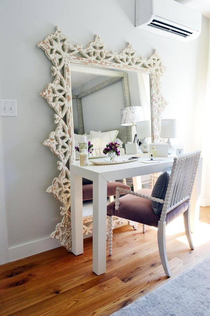 Best 20+ Oversized Floor Mirror Ideas On Pinterest | Rustic Floor with White Baroque Floor Mirrors (Image 10 of 25)