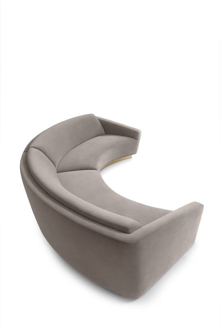 Best 20+ Round Sofa Ideas On Pinterest | Contemporary Sofa with regard to Round Sofa Chair (Image 2 of 30)