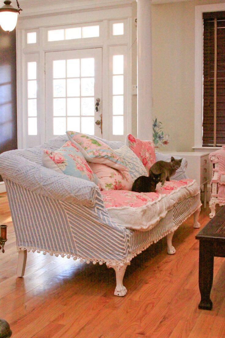 Best 20+ Shabby Chic Sofa Ideas On Pinterest | Shabby Chic Couch pertaining to Shabby Chic Sofa (Image 2 of 30)
