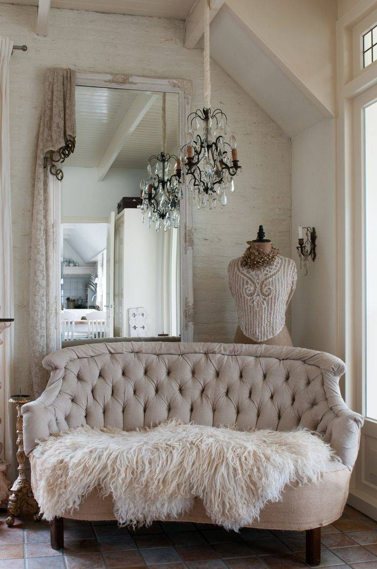 Best 20+ Shabby Chic Sofa Ideas On Pinterest | Shabby Chic Couch with Chintz Covered Sofas (Image 11 of 30)