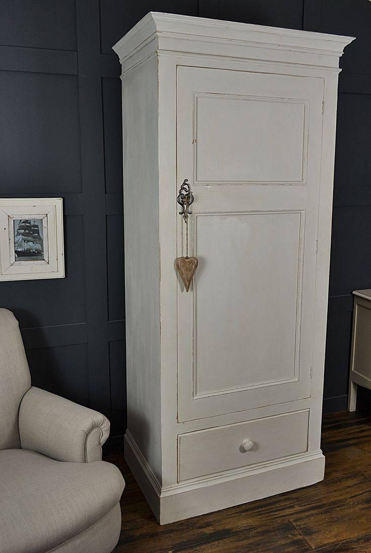 Best 20+ Single Door Wardrobe Ideas On Pinterest | Sliding Mirror pertaining to Single White Wardrobes (Image 3 of 15)