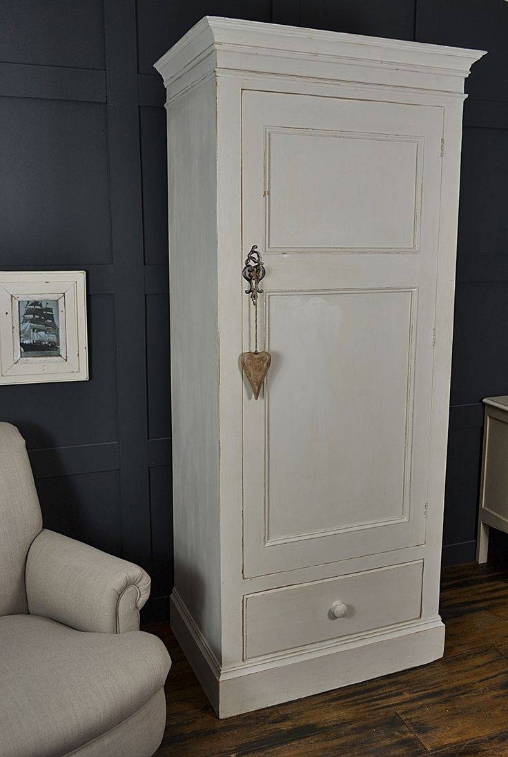 Best 20+ Single Door Wardrobe Ideas On Pinterest | Sliding Mirror Throughout Cream Single Wardrobes (View 4 of 15)