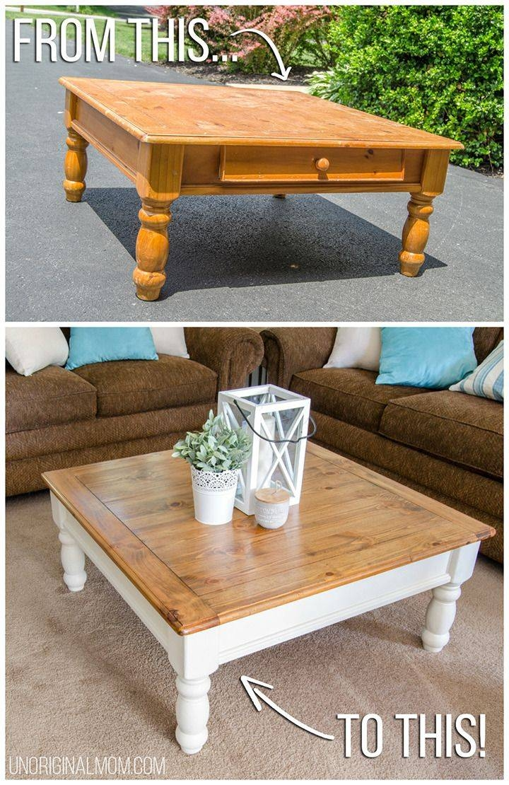Best 20+ Square Coffee Tables Ideas On Pinterest | Build A Coffee Intended For Square Wooden Coffee Tables (View 1 of 30)