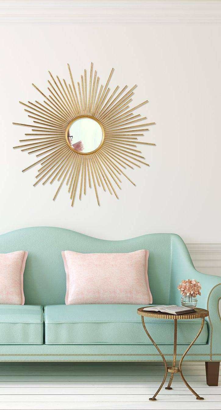 Best 20+ Sun Mirror Ideas On Pinterest | Starburst Mirror Inside Large Sun Shaped Mirrors (View 2 of 25)