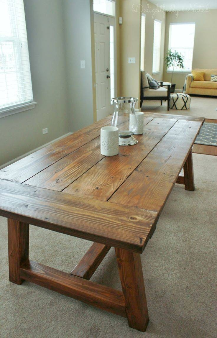Best 20+ Tables Ideas On Pinterest | Furniture, House Furniture for Coffee Table Dining Table (Image 4 of 30)
