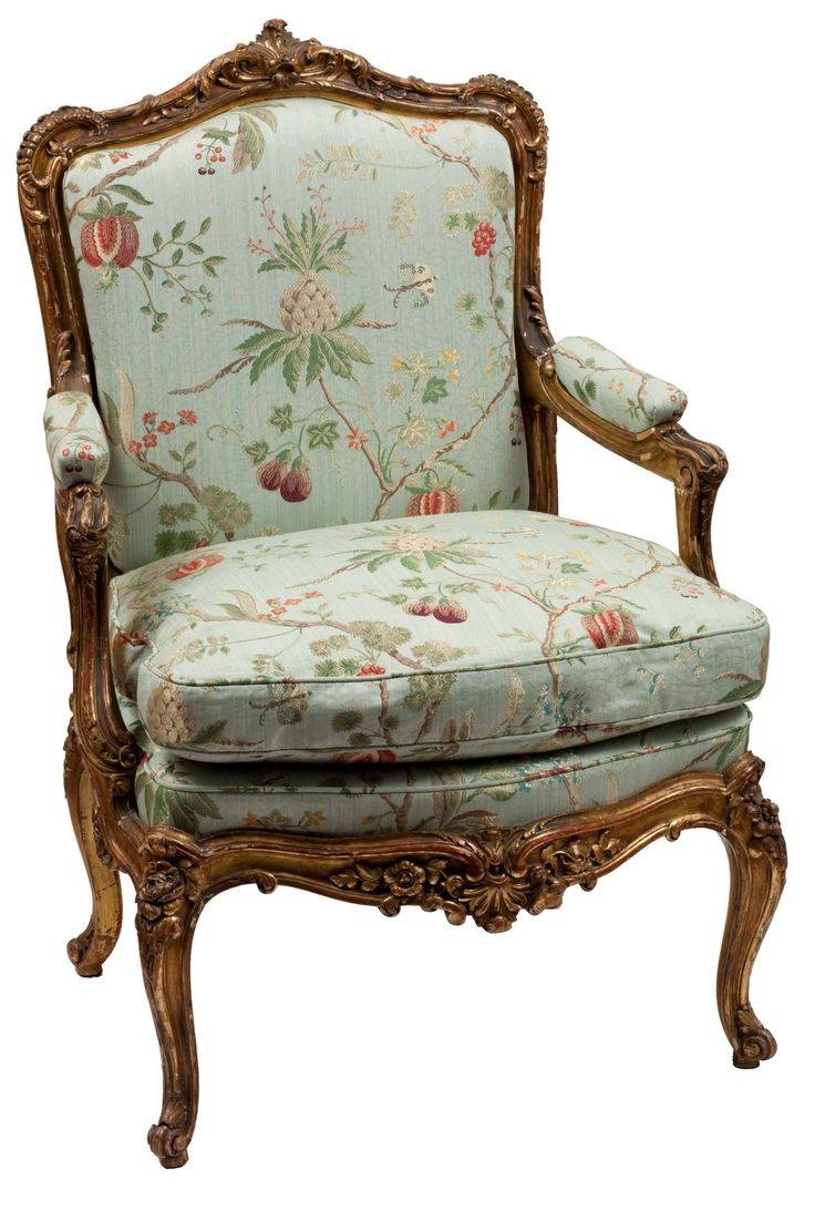 Best 25+ Antique Chairs Ideas On Pinterest | Pink Vintage Bedroom intended for Vintage Sofa Styles (Image 6 of 30)