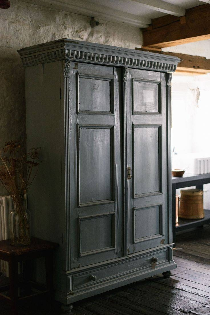 Best 25+ Antique Wardrobe Ideas On Pinterest | Vintage Wardrobe pertaining to Old Fashioned Wardrobes (Image 3 of 15)