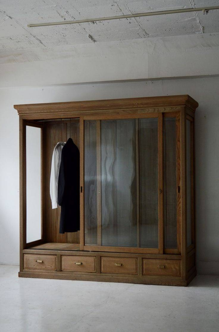 Best 25+ Antique Wardrobe Ideas On Pinterest | Vintage Wardrobe with regard to Old Fashioned Wardrobes (Image 5 of 15)