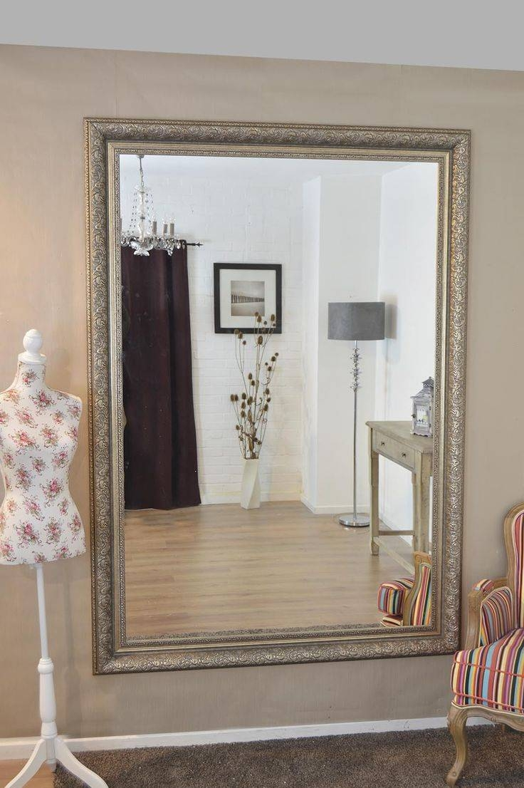 Best 25+ Big Wall Mirrors Ideas On Pinterest | Wall Mirrors with regard to Big Silver Mirrors (Image 4 of 25)