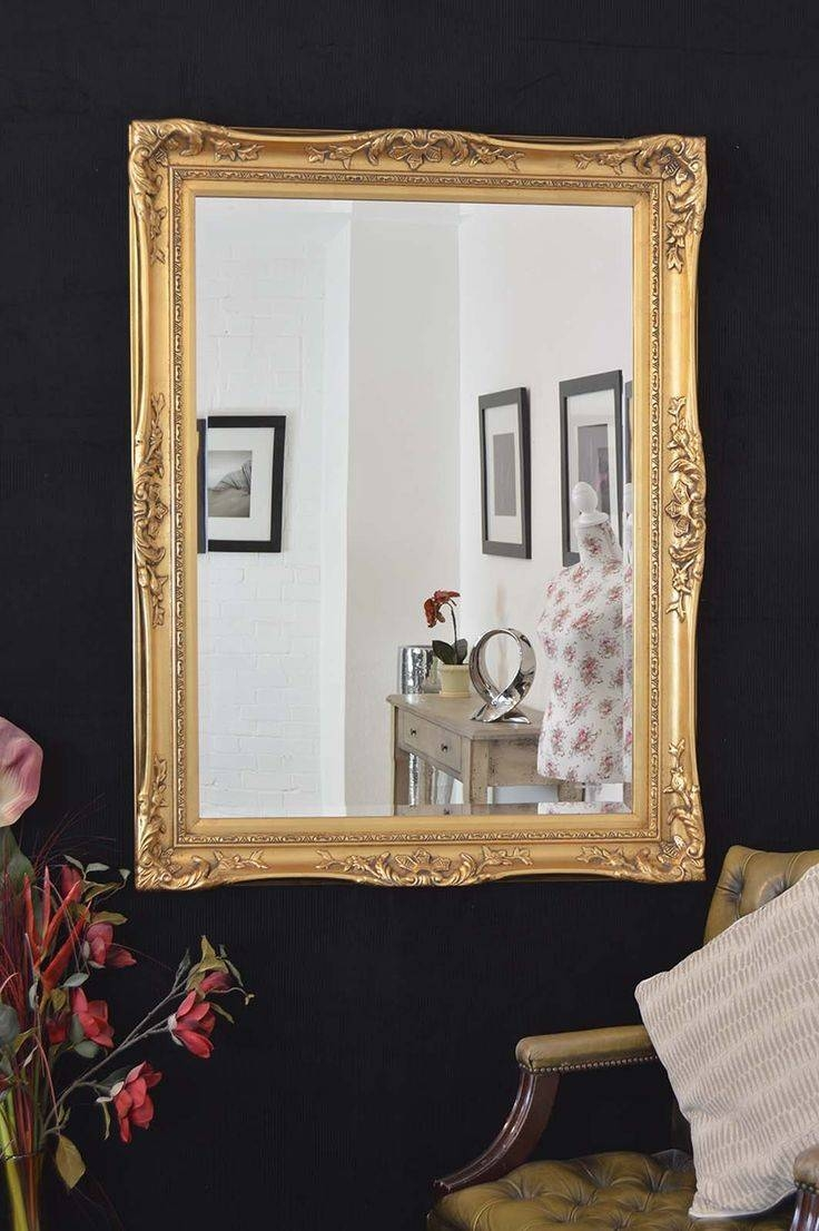 Best 25+ Big Wall Mirrors Ideas On Pinterest | Wall Mirrors Within Ornate Wall Mirrors (View 8 of 25)