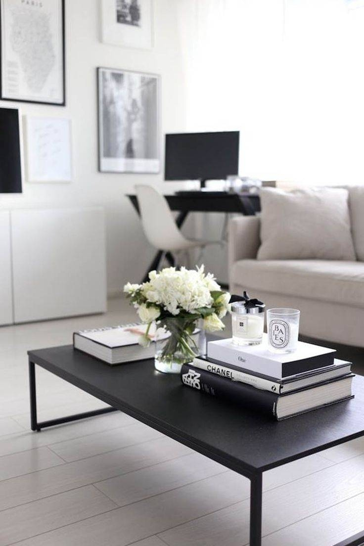 Best 25+ Black Coffee Tables Ideas On Pinterest | Coffee Table with regard to White and Black Coffee Tables (Image 2 of 30)