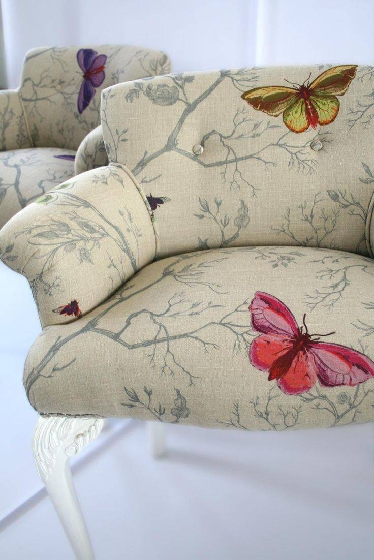 Best 25+ Chair Upholstery Fabric Ideas On Pinterest | Furniture within Chintz Fabric Sofas (Image 10 of 30)
