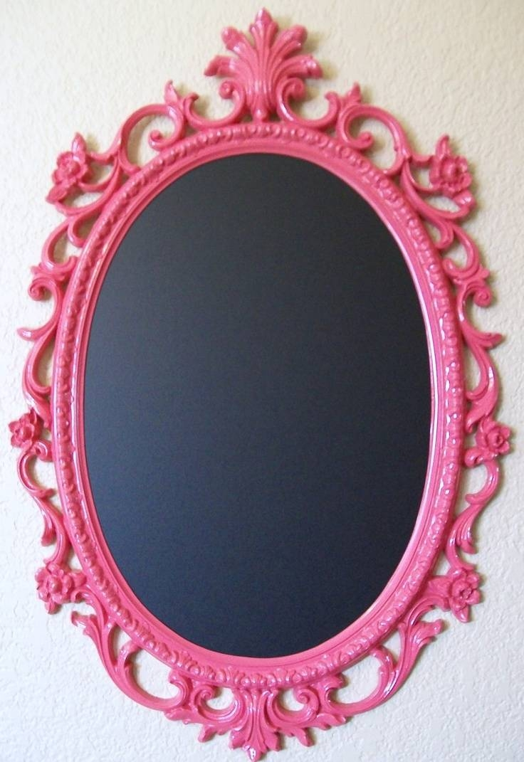 Best 25+ Chalkboard Mirror Ideas On Pinterest | Family Calendar within Buy Vintage Mirrors (Image 7 of 25)