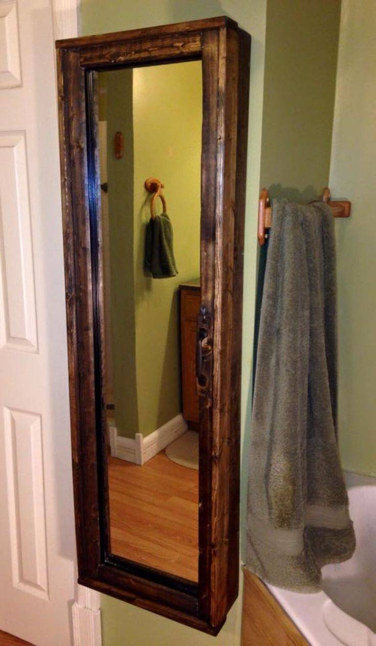 Best 25+ Cheap Full Length Mirror Ideas On Pinterest | Cheap throughout Long Length Mirrors (Image 2 of 25)